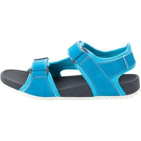 Jack Wolfskin Outfresh Deluxe Sandals Kids blue/grey